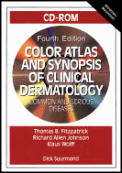 Color Atlas & Synopsis of Clinical Dermatology Common & Serious Diseases