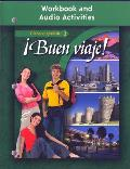 Glencoe Spanish 2 Buen Viaje! Workbook and Audio Activities