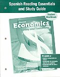 Economics Today and Tomorrow: Spanish Reading Essentials and Study Guide: Student Workbook