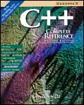 C++ The Complete Reference 2nd Edition