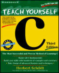 Teach Yourself C Cover