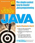 Teach Yourself Java : the Single Easiest Way To Master Java Programming (99 Edition)