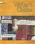 Writers Choice Grade 10 Student Edition