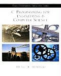 """C Programming for Engineering and Computer Science / With 3.5"""""""" Disk (99 Edition)"""