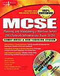 MCSE, Exam 70-293: Planning and Maintaining a Windows Server 2003 Network Infrastructure: Study Guide and DVD Training System