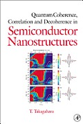 Quantum Coherence Correlation and Decoherence in Semiconductor Nanostructures