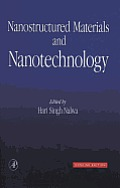 Nanostructured Materials and Nanotechnology: Concise Edition