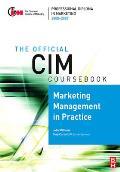 CIM Coursebook 08/09 Marketing Management in Practice
