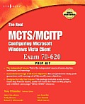 The Real MCTS/MCITP Exam 70-620 Windows Vista Client Configuration Prep Kit