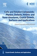 CdTe and Related Compounds; Physics, Defects, Hetero- and Nano-structures, Crystal Growth, Surfaces and Applications: Crystal Growth, Surfaces and Applications