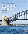 Engineering Materials 1 An Introduction To Properties Applications & Design