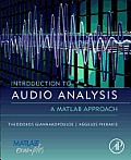 Introduction to Audio Analysis: A MATLAB Approach