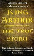 King Arthur the True Story Cover