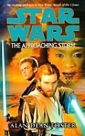 Approaching Storm Star Wars by Alan Dean Foster
