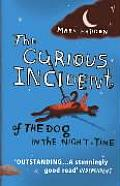 The Curious Incident of the Dog in the Night-Time Cover