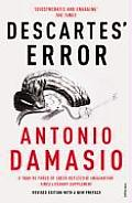 Descartes' Error: Emotion, Reason and the Human Brain Cover