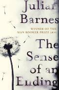 The Sense of an Ending. Julian Barnes Cover