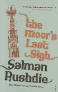 The Moor's Last Sigh. Salman Rushdie Cover