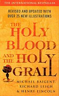 Holy Blood & the Holy Grail Cover