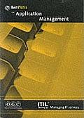 Applications Management: Bip 0056:2004