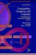 Computability Complexity & Languages 2ND Edition