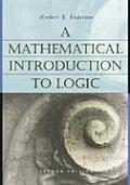 Mathematical Introduction To Logic (2ND 01 Edition)
