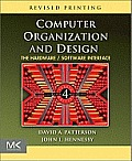 Computer Organization and Design: The Hardware/Software Interface [With CDROM] (Morgan Kaufmann Series in Computer Architecture and Design)