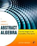 Concrete Approach To Abstract Algebra (10 Edition)