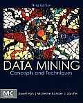 Data Mining: Concepts and Techniques (3RD 12 Edition)