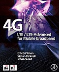 4G LTE/LTE-Advanced for Mobile Broadband