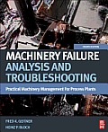 Machinery Failure Analysis and Troubleshooting: Practical Machinery Management for Process Plants