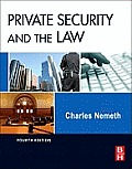 Private Security & the Law
