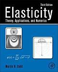 Elasticity: Theory, Applications, and Numerics