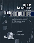 Eleventh Hour Cissp: Study Guide (2ND 14 Edition)