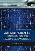 Mathematical Formulas for...