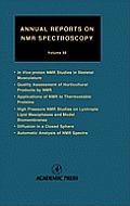 Annual Reports on NMR Spectroscopy #50: Annual Reports on NMR Spectroscopy