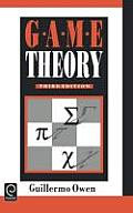 Game Theory 3rd Edition