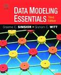 Data Modeling Essentials 3RD Edition Cover