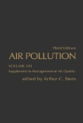 Air Pollution: Supplement to Management Air Quality
