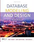 Database Modeling & Design Logical Design 4th Edition