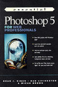 Essential Photoshop 5 for Web Professionals
