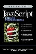 Essential JavaScript for Web Masters