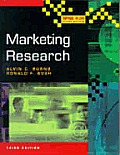 Marketing Research with CDROM