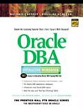 Oracle DBA Interactive Workbook (Prentice Hall PTR Oracle)