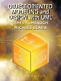 Object Oriented Modeling &amp; Design Wi 2ND Edition Cover