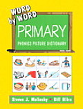Phonics Picture Dictionary, Paperback, Word by Word Phonics
