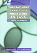Programming Language Processors in Java (00 Edition) Cover