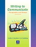 Writing To Communicate Paragraphs & Essa