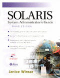 Solaris System Administrators Guide 3RD Edition