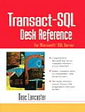 Transact-SQL Desk Reference: For Microsoft SQL Server